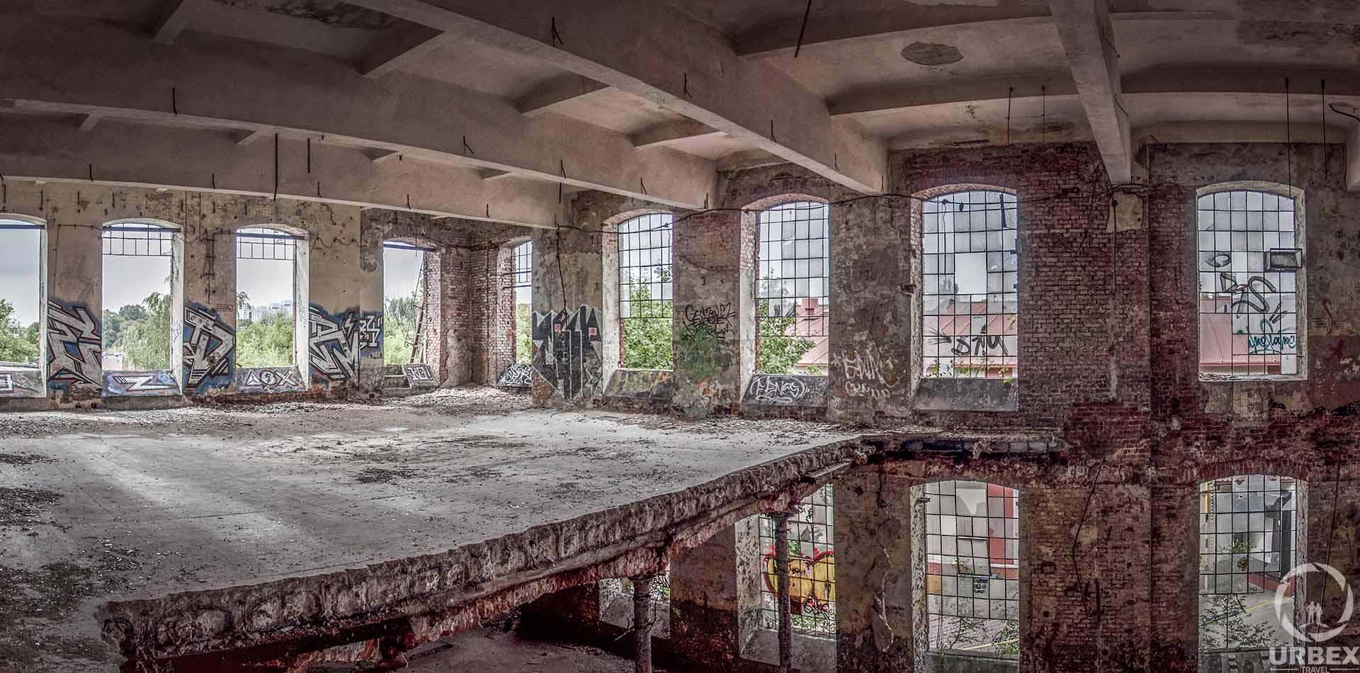 Abandoned Factory Uniontex