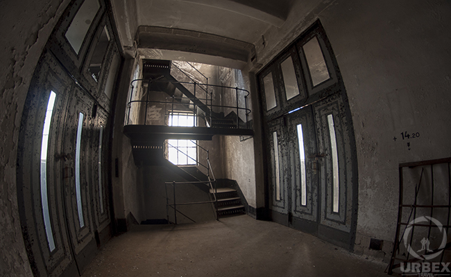 Urbex in Abandoned Power Plant in Budapest Kelenfold