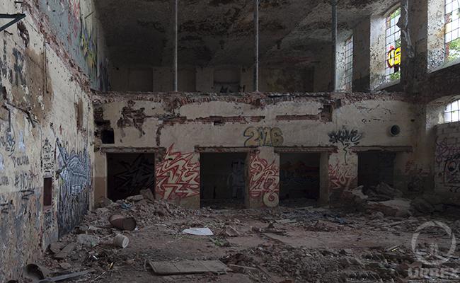 Urbex Polska Abandoned Factory Uniontex