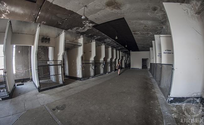 Inside of Abandoned Power Plant in Budapest Kelenfold