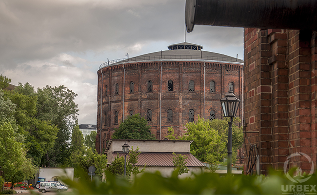 Colosseum in the Center of Warsaw – An Abandoned Gasworks