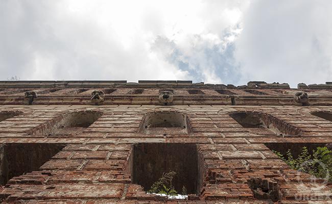 Gargoyle Modlin Fortress