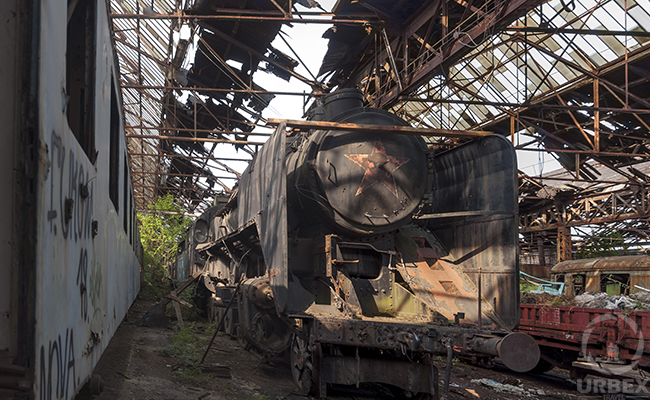 Red Star Train Graveyard – Abandoned Trains in Budapest