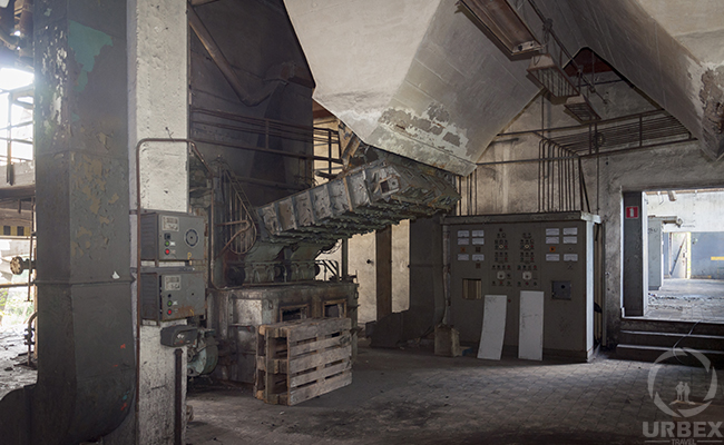 industrial urbex photography