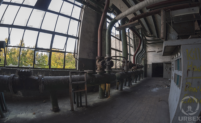 industrial urban exploration