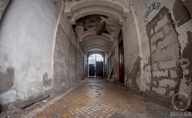Lejb Osnoz tenement house