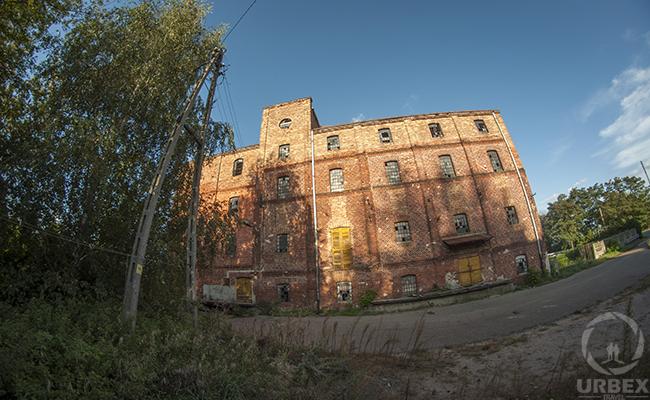 Urbex Water Mill Strugienice