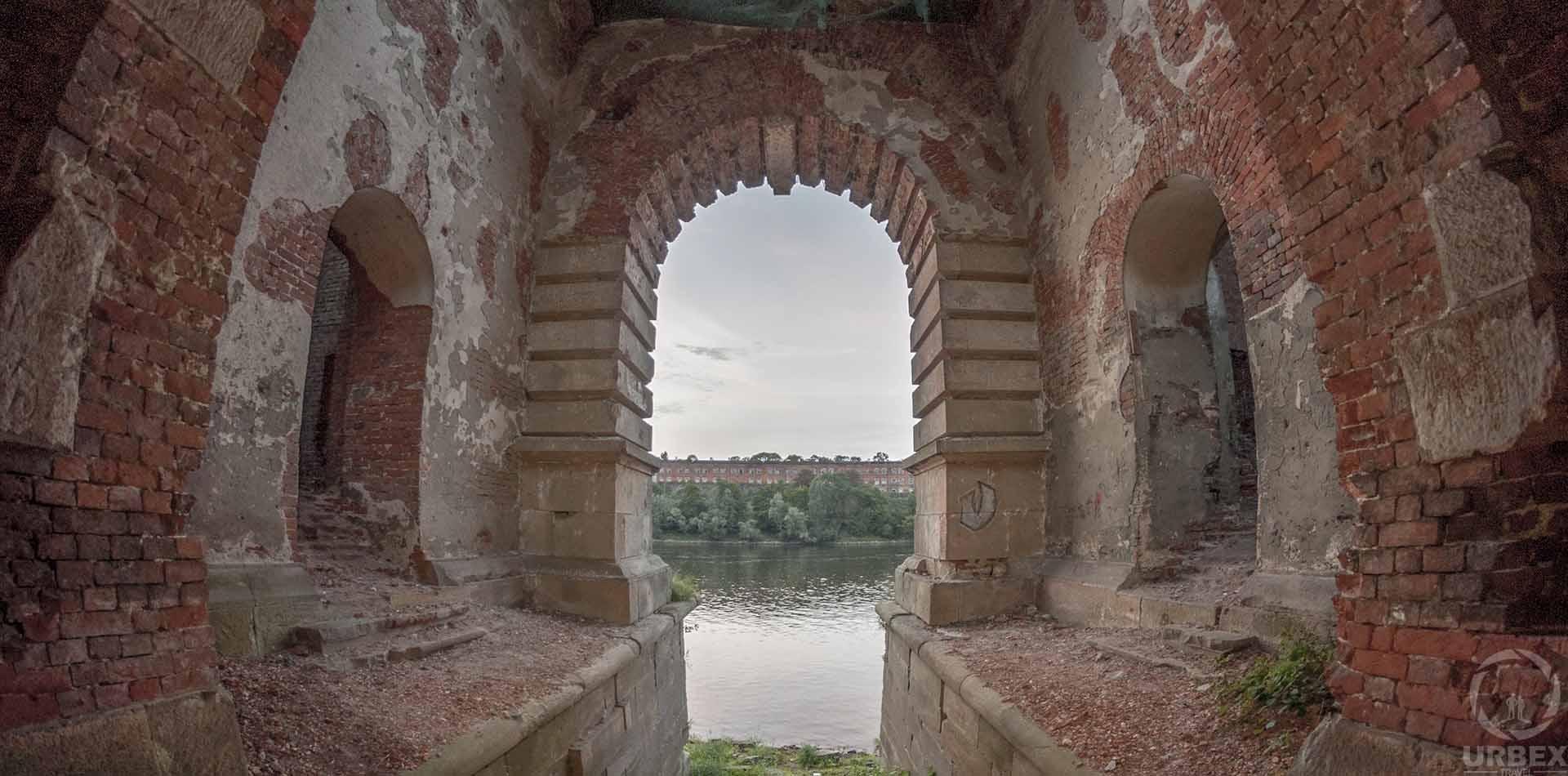 Granary od Modlin Fortress
