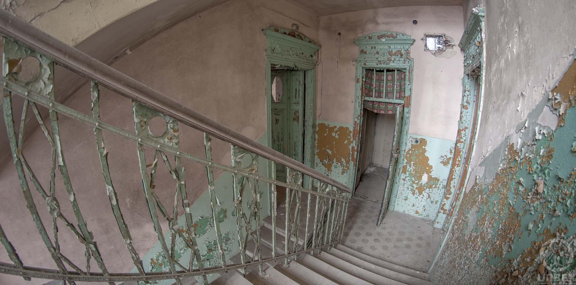Urbex Staircase