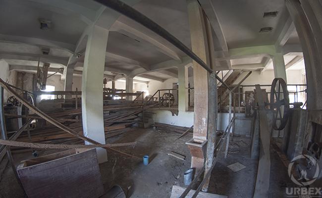 Abandoned Wter Mill Strugienice