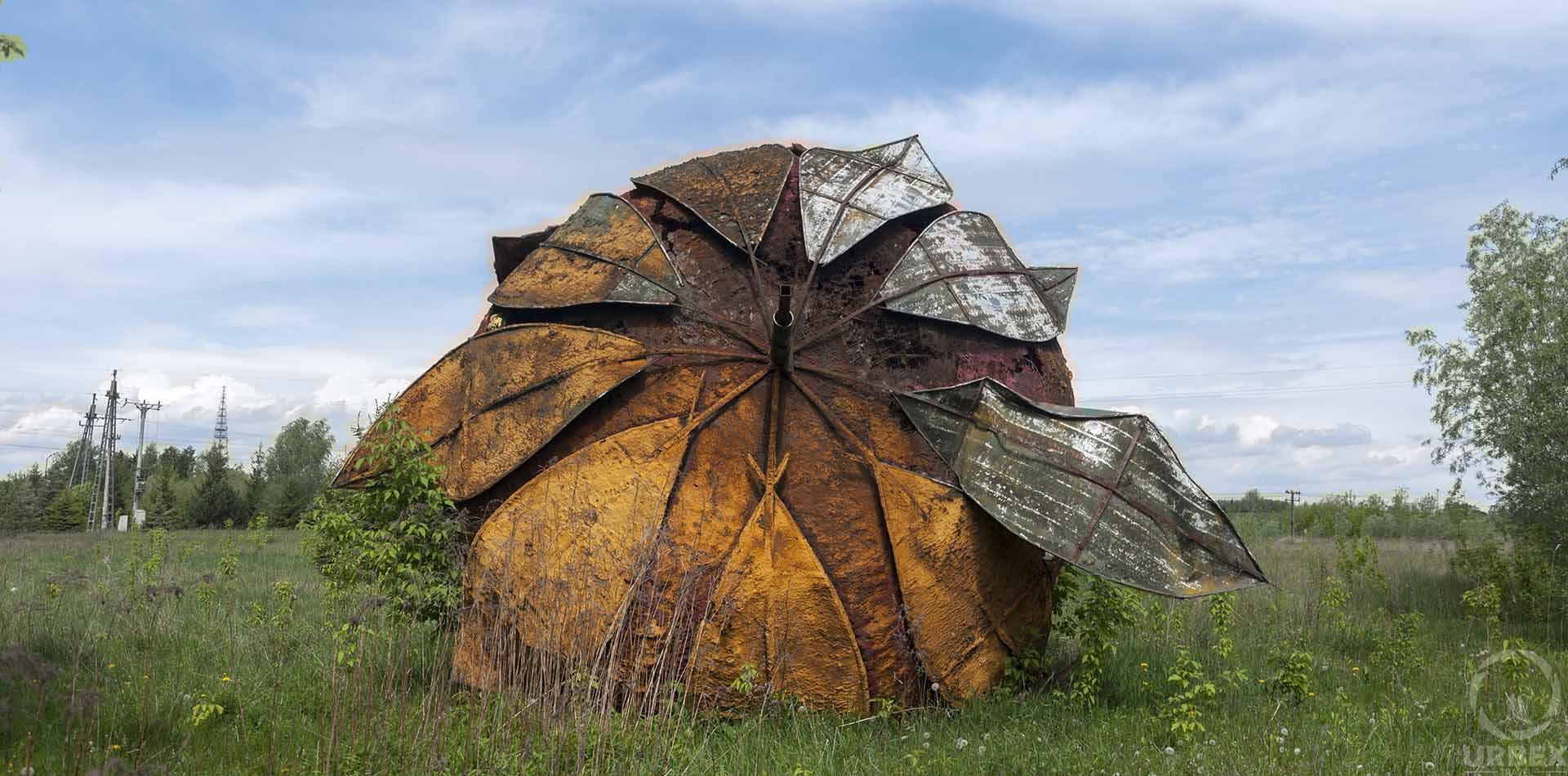 Abandoned Strawberry Urbex
