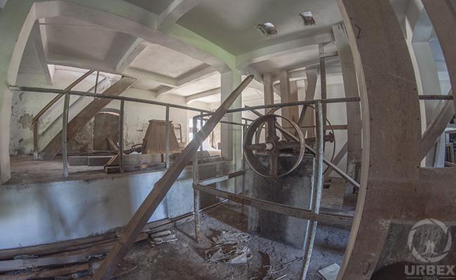 Urbex Mill Device