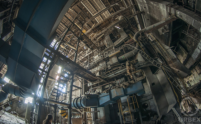 industrial urbex in poland