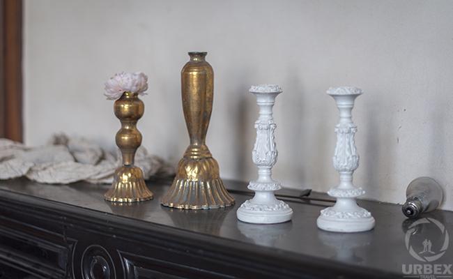 candlesticks urbex