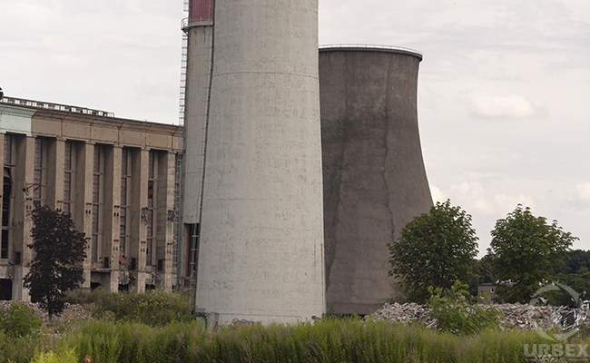 Abandoned Łódź
