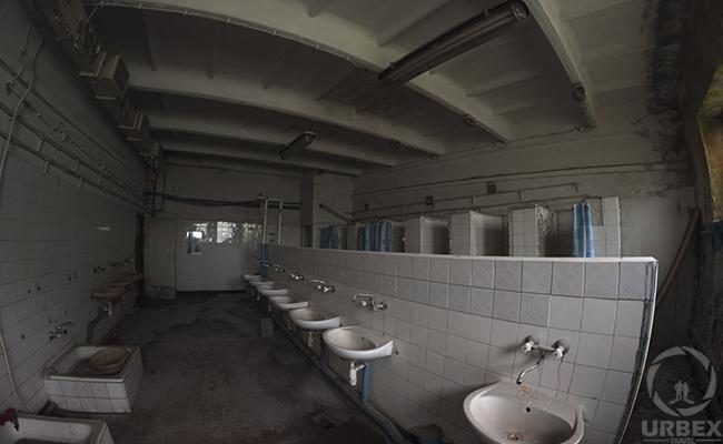 abandoned fallout shelter