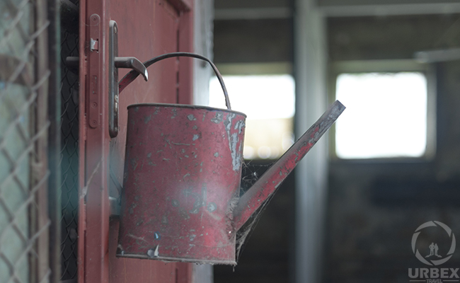 abandoned lubricator
