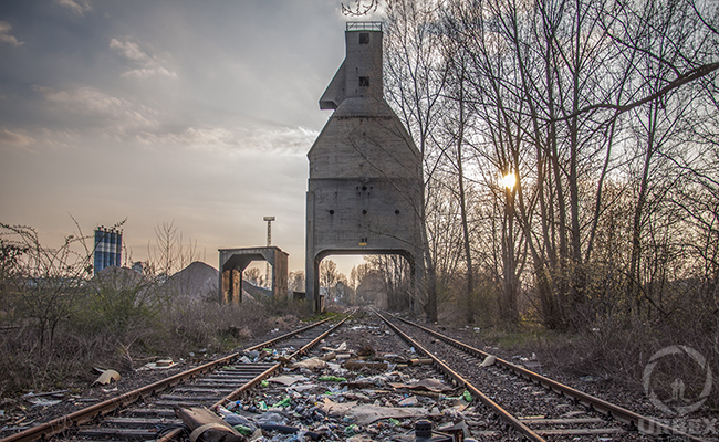 An Abandoned Railway Object – A Long Way To Amazing Urbex Locations