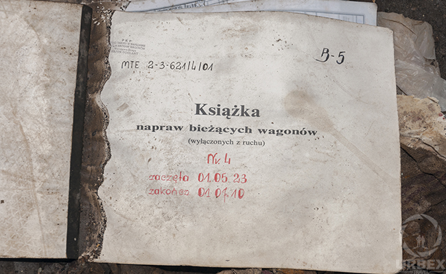 documents in abandoned