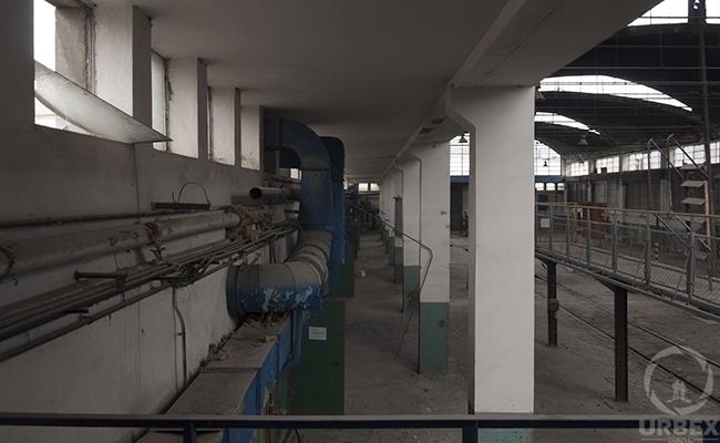 abandoned mechanical plat
