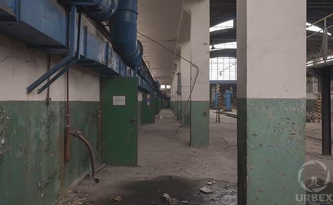 urbex of abanconed factory