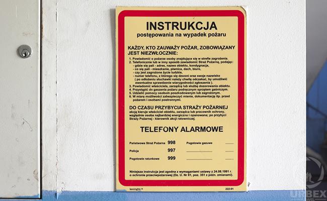 Abandoned Warsaw
