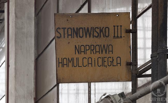 urbex of Abandoned workshop