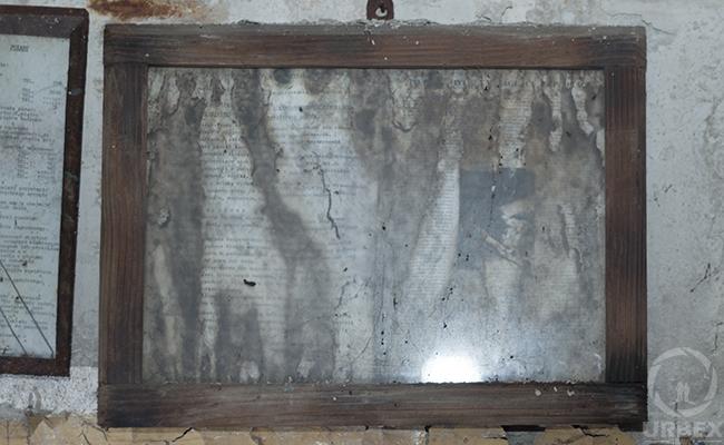 abandoned workshop