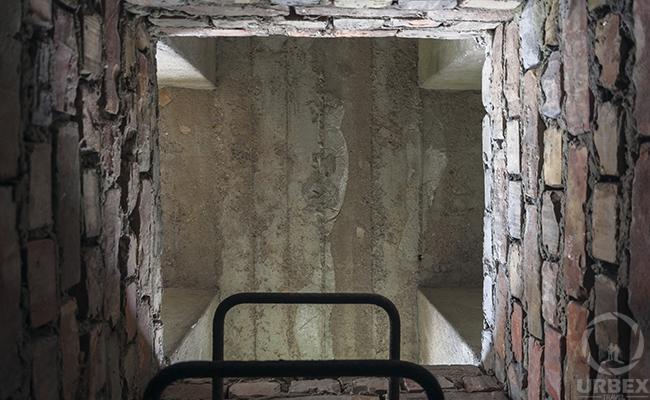 Abandoned Nuclear shelter