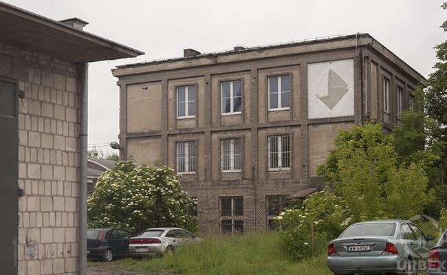 Abandoned WGW Odolany