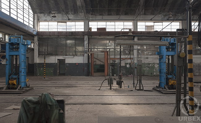 forgotten workshop