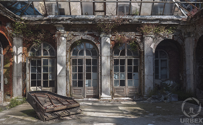 An Abandoned Mansion With A Piano – A Landmark In A Polish Urbex Map