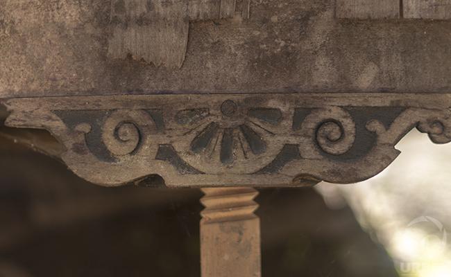 detal photography on urbex