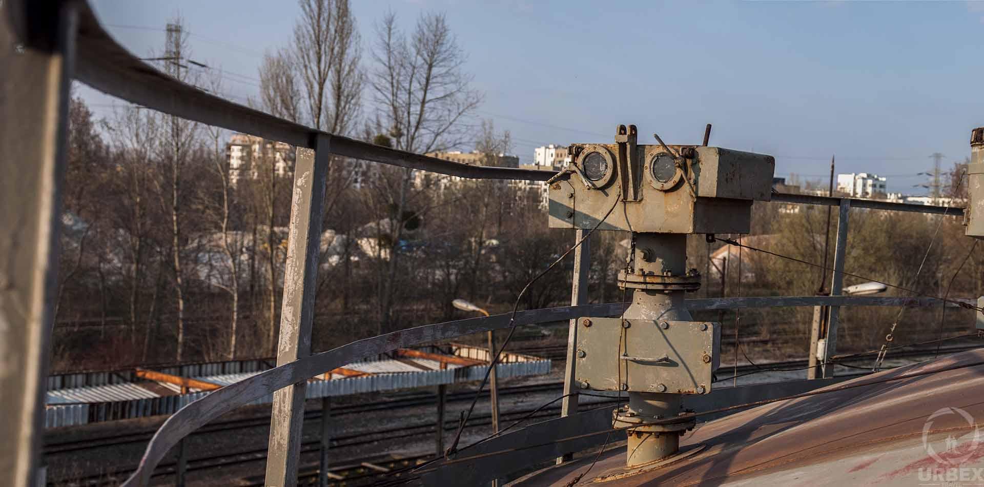 forgotten railway in poland