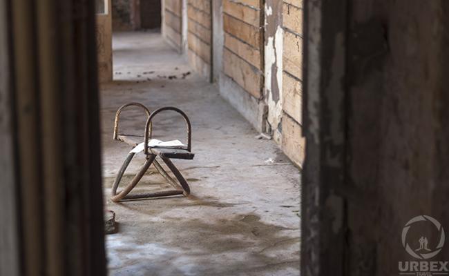 urbex of abandoned school