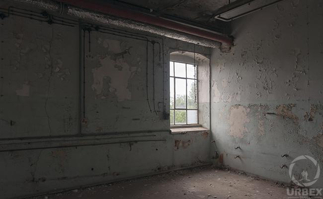 abandoned malls