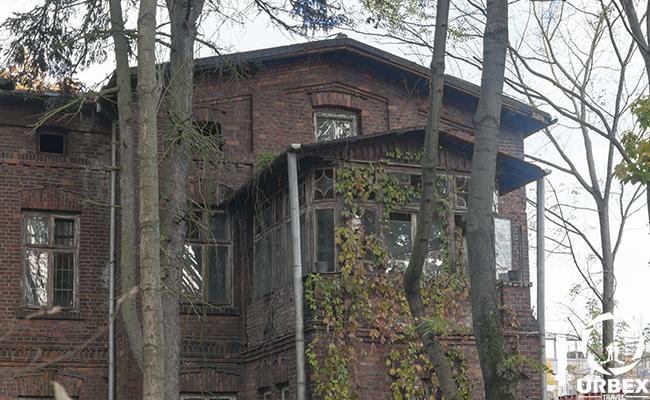 forgotten villa tarchomin