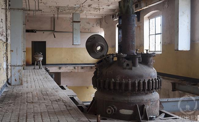 industrial urbex warsaw