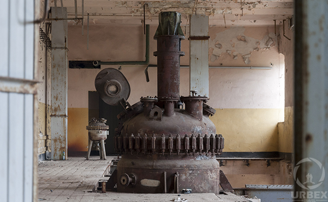 The Abandoned Building In The Northernmost Point Of Warsaw – The Heart Of Warsaw's Industry