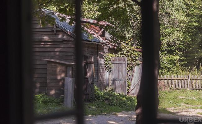 horror movie house