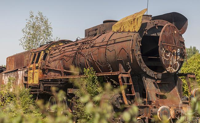hampton train depot