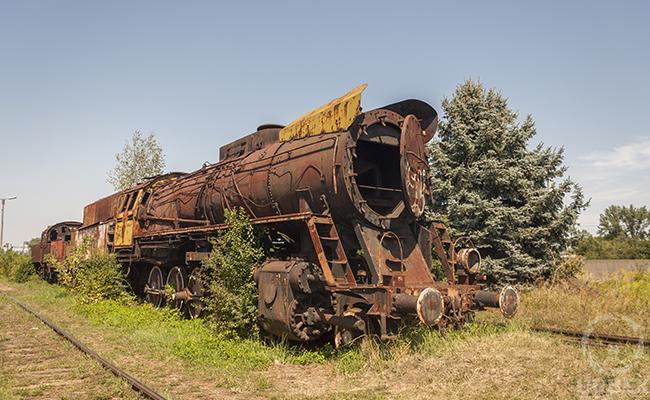 factorio train depot