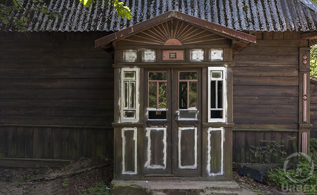 murderer's house
