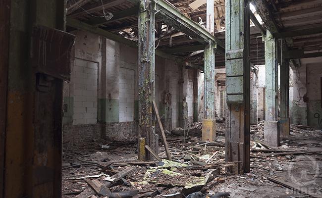 abandoned movie