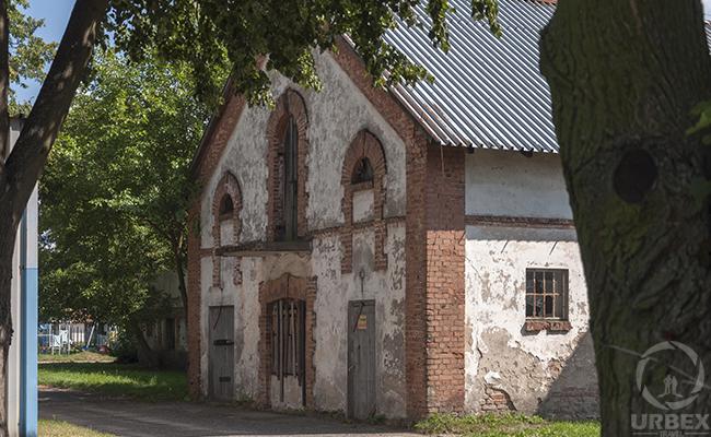 an old farm in Poland