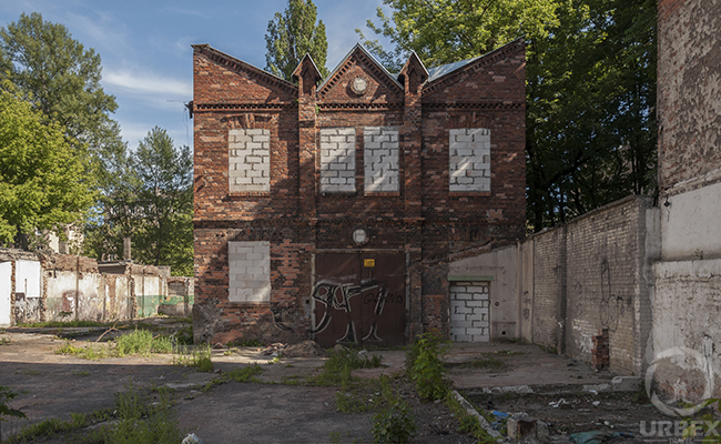 Abandoned Strongbox Factory In Poland