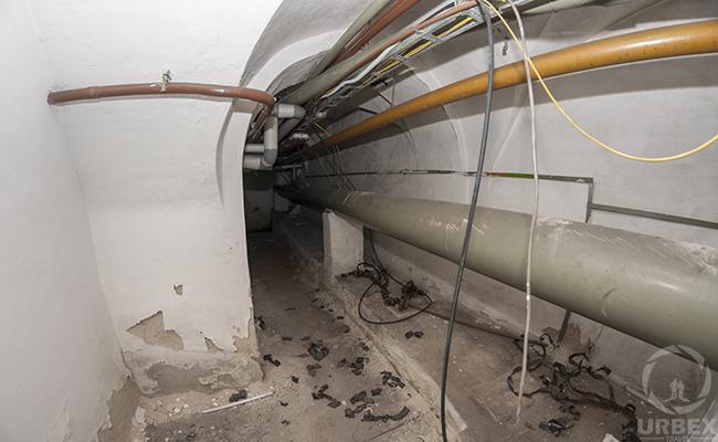 underground nuclear shelter