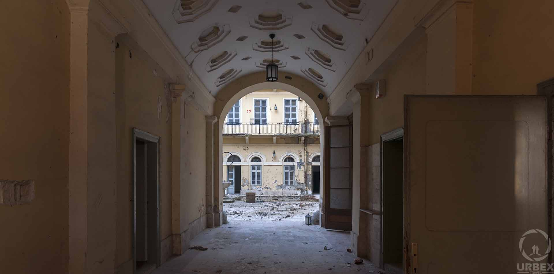 What is urbex?