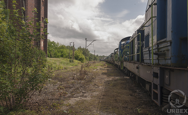 abandoned trains in ohio