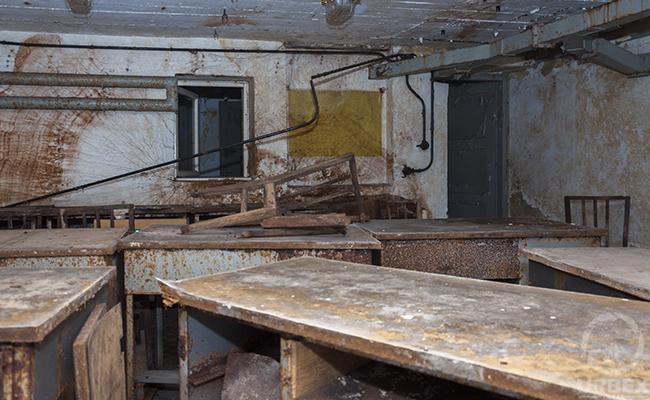 abandoned bunker safe fallout 76